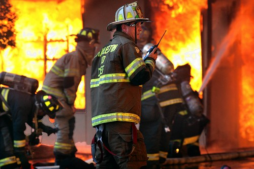 S.C. Warehouse Fire Kills 9 Firefighters